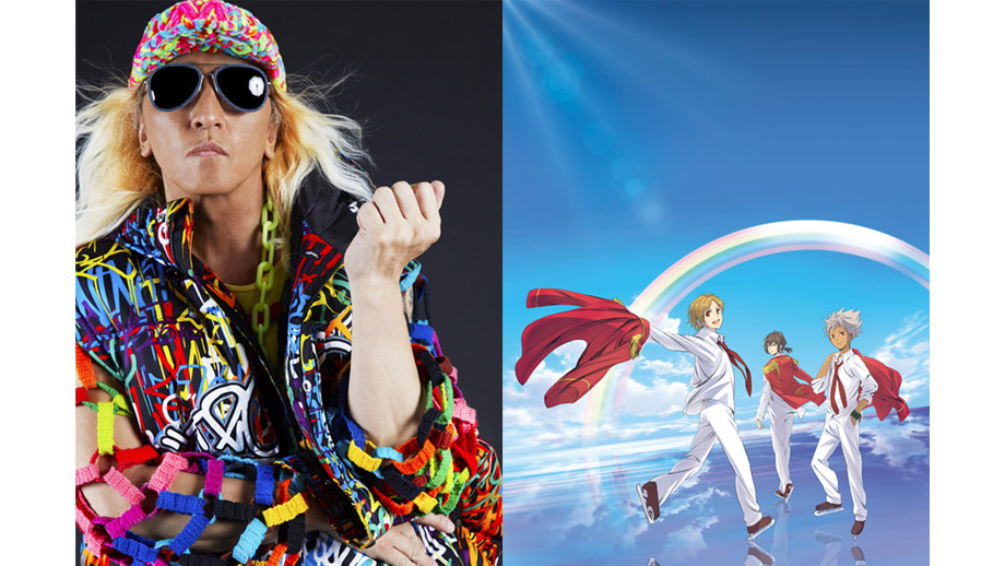 KING OF PRISM -PRIDE the HERO- THUNDER STORM SESSION DJ Party!!! Presented by DJ KOO