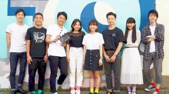 8代目学生応援団新メンバー