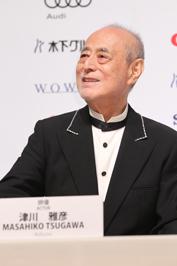 津川雅彦さん